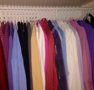 Organizing Clothes Closets